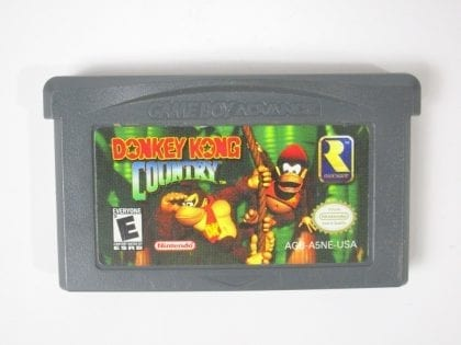 Donkey Kong Country game for Nintendo Gameboy Advance - Loose