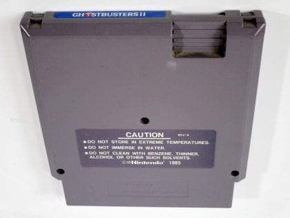Ghostbusters II game for NES (Loose)   The Game Guy