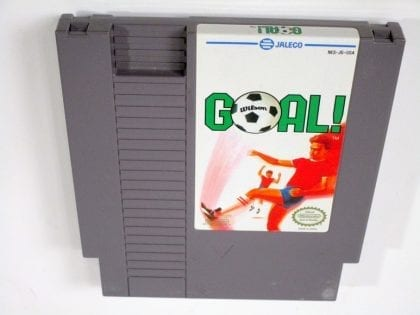 Goal game for Nintendo NES - Loose