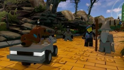 Lego Dimensions Multiplayer for PS3