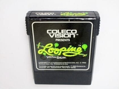 Looping game for Colecovision - Loose