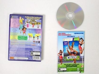 Nickelodeon Dance game for Xbox 360 (Complete) | The Game Guy