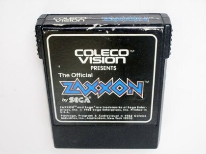 Zaxxon game for Colecovision - Loose