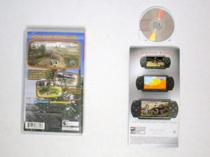 ATV Offroad Fury Blazing Trails game for PSP (Complete) | The Game Guy