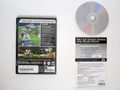 Arena Football Road to Glory game for Playstation 2 (Complete) | The Game Guy