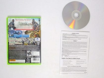 Assassins Creed Revelations game for Xbox 360 (Complete) | The Game Guy