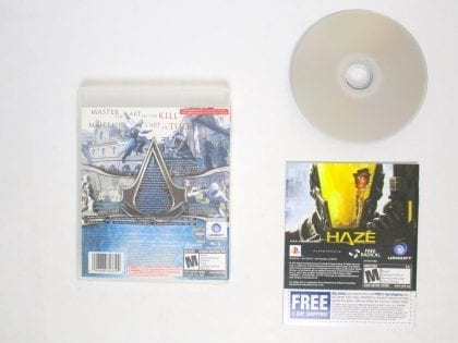 Assassin's Creed game for Playstation 3 (Complete) | The Game Guy