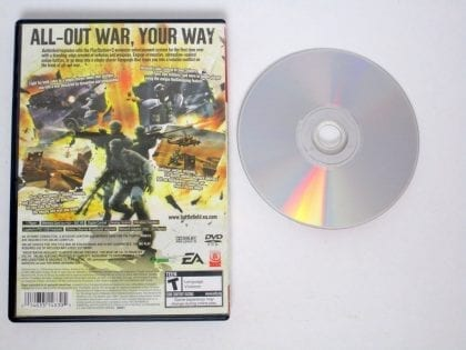 Battlefield 2 Modern Combat game for Playstation 2 | The Game Guy