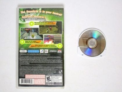 Ben 10 Protector of Earth game for PSP   The Game Guy