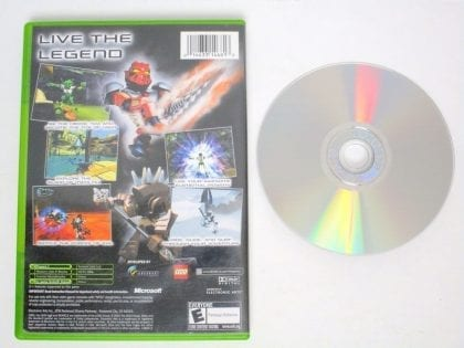 Bionicle game for Xbox   The Game Guy