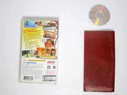 Brooktown High game for PSP (Complete)   The Game Guy