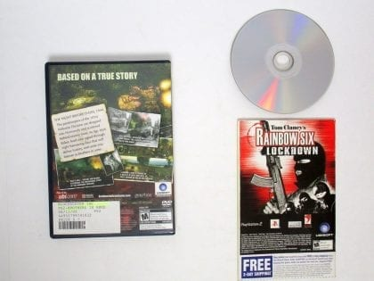 Brothers in Arms Road to Hill 30 game for Playstation 2 (Complete) | The Game Guy