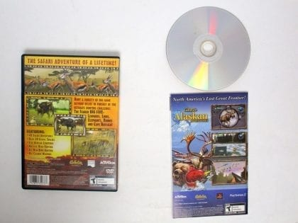 Cabela's African Safari game for Playstation 2 (Complete) | The Game Guy