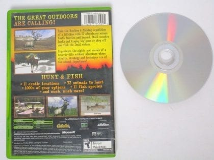 Cabela's Outdoor Adventures game for Xbox   The Game Guy
