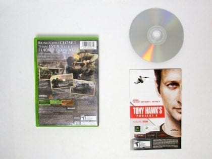 Call of Duty 3 game for Xbox (Complete) | The Game Guy