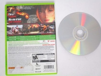 Dead or Alive 5 game for Xbox 360 | The Game Guy