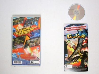 Frantix game for PSP (Complete)   The Game Guy
