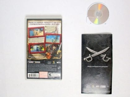 LEGO Pirates of the Caribbean: The Video Game game for PSP (Complete)   The Game Guy