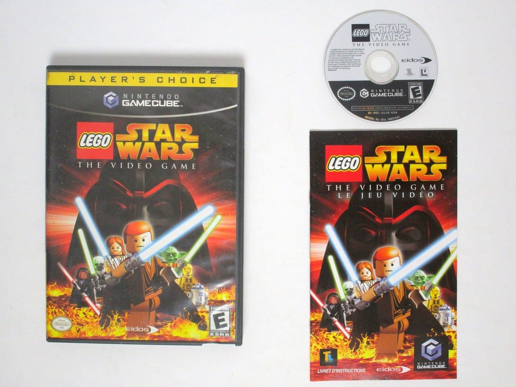 Lego Star Wars Game For Gamecube Complete The Game Guy