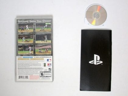 MLB 09: The Show game for PSP (Complete)   The Game Guy