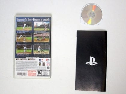 MLB 10 The Show game for PSP (Complete) | The Game Guy