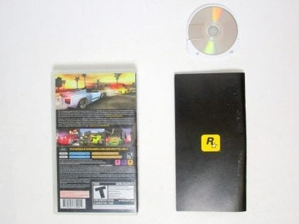 Midnight Club LA Remix game for PSP (Complete)   The Game Guy