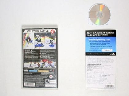 NHL 07 game for PSP (Complete) | The Game Guy