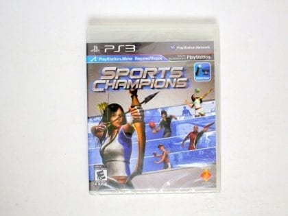 Sports Champions game for Sony Playstation 3 PS3 - New