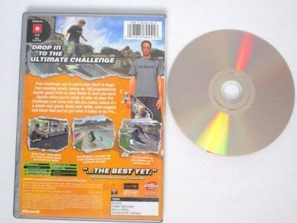 Tony Hawk 4 game for Xbox | The Game Guy