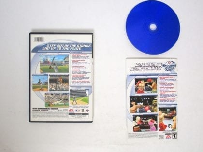 Triple Play Baseball game for Playstation 2 (Complete) | The Game Guy