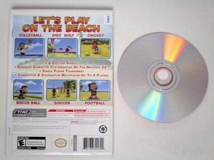 Big Beach Sports game for Wii   The Game Guy