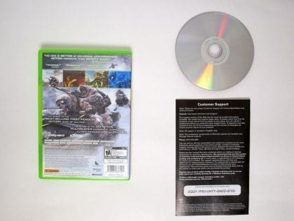Call of Duty: Modern Warfare 2 game for Xbox 360 (Complete) | The Game Guy
