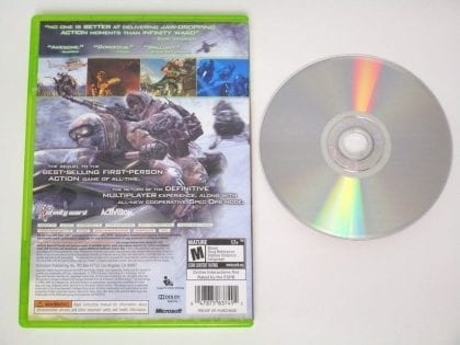Call of Duty: Modern Warfare 2 game for Xbox 360 | The Game Guy