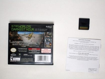 Call of Duty: Modern Warfare 3 game for Nintendo DS (Complete) | The Game Guy