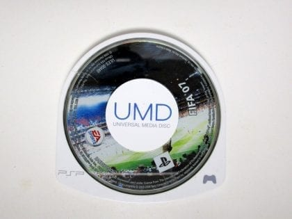 FIFA 2007 game for Sony PSP - Loose