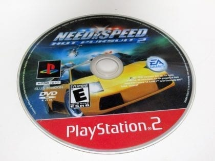 Need for Speed Hot Pursuit 2 game for Sony Playstation 2 PS2 - Loose