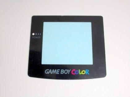 Plastic Game Boy Color Screen