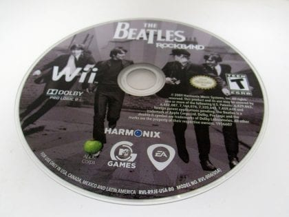 The Beatles: Rock Band game for Microsoft Xbox 360 - Loose