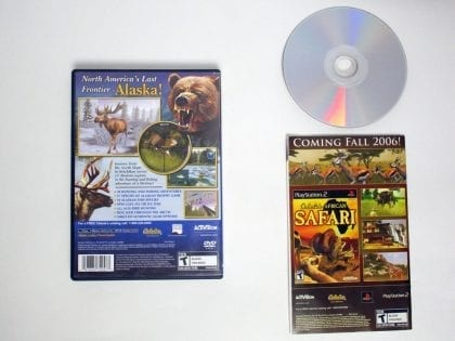 Cabela's Alaskan Adventures game for Playstation 2 (Complete) | The Game Guy