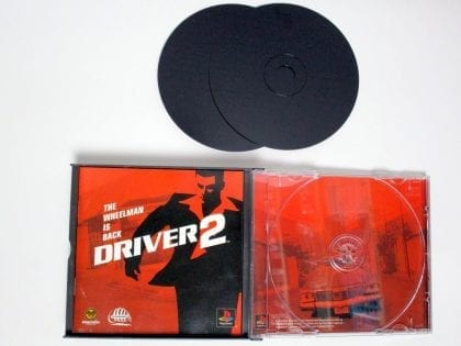 Driver 2 game for Playstation (Complete) | The Game Guy