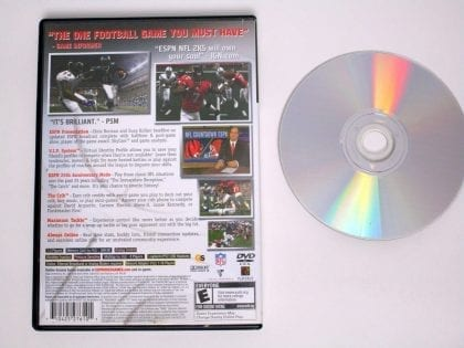 ESPN Football 2005 game for Playstation 2 | The Game Guy