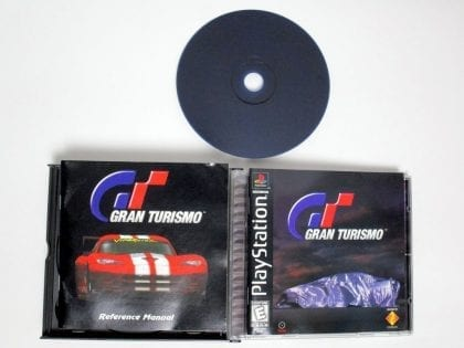 Gran Turismo game for Playstation (Complete) | The Game Guy