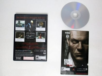 Hitman 2 game for Playstation 2 (Complete) | The Game Guy