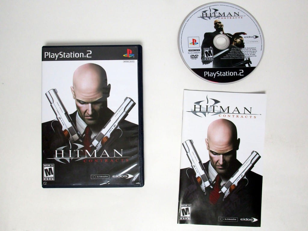 Hitman Contracts Ps2 Hitman Contracts Www