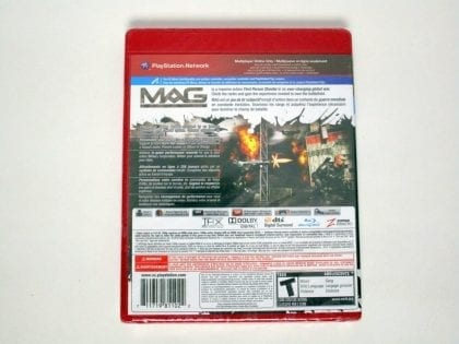 MAG game for Playstation 3 (New) | The Game Guy