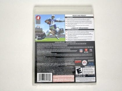 Madden 2008 game for Playstation 3 (New) | The Game Guy