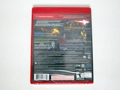 Mortal Kombat vs. DC Universe game for Playstation 3 (New) | The Game Guy
