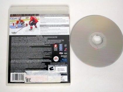 NHL 09 game for Playstation 3 | The Game Guy