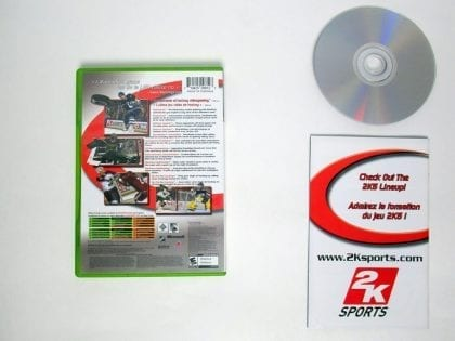NHL 2K6 game for Xbox (Complete) | The Game Guy