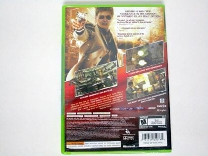 Stranglehold game for Xbox 360 (New) | The Game Guy
